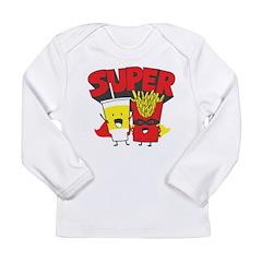 Super Long Sleeve Infant T-Shirt