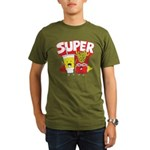 Super Organic Men's T-Shirt (dark)