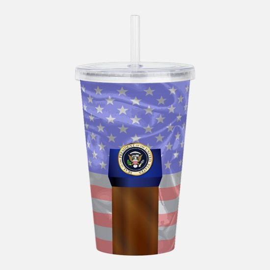 State of the Union Pod Acrylic Double-wall Tumbler