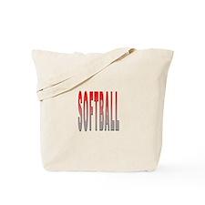 FastPitch SoftBall Tote Bag