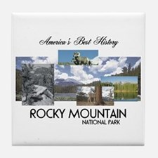 ABH Rocky Mountain Tile Coaster