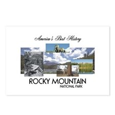 ABH Rocky Mountain Postcards (Package of 8)