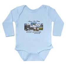 ABH Rocky Mountain Long Sleeve Infant Bodysuit