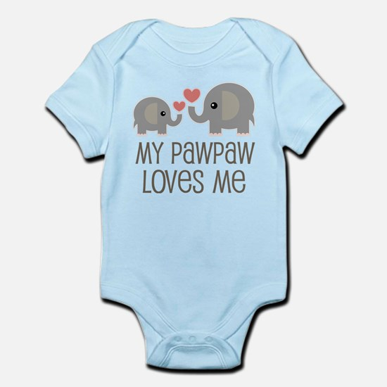 My Pawpaw Loves Me Body Suit