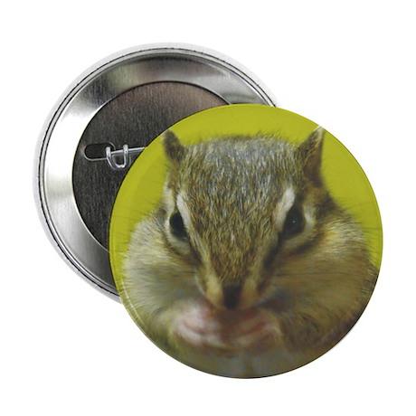 """Chipmunk 2.25"""" Button (100 pack)"""