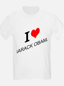 I (heart) Barack Obama T-Shirt