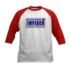 IMPEACH - Kids 2-sided Baseball Jersey
