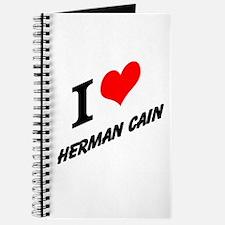 I (heart) Herman Cain Journal
