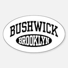 Bushwick Brooklyn Decal