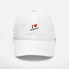 I (heart) Jon Huntsman Baseball Baseball Cap