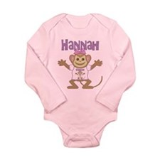 Little Monkey Hannah Onesie Romper Suit