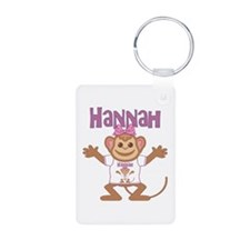 Little Monkey Hannah Keychains