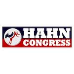 Janice Hahn Congressional Bumper Sticker