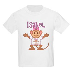 Little Monkey Isabel T-Shirt