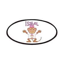Little Monkey Isabel Patches