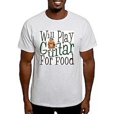 Will Play Guitar T-Shirt