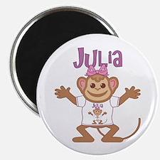 Little Monkey Julia Magnet