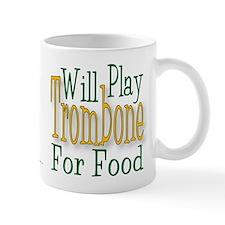 Will Play Trombone Mug