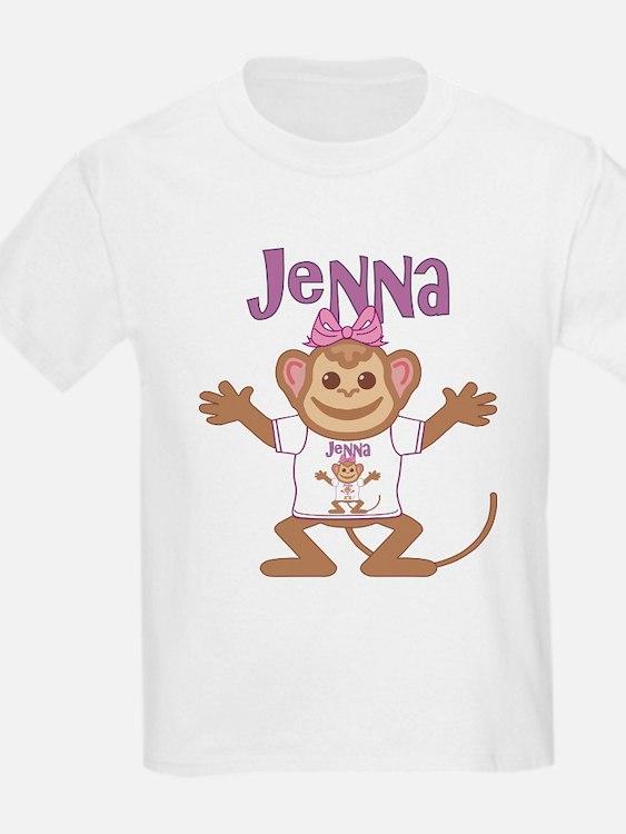 Little Monkey Jenna T-Shirt
