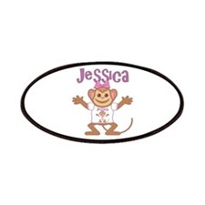 Little Monkey Jessica Patches
