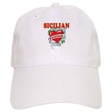 Sicilian Princess Baseball Cap