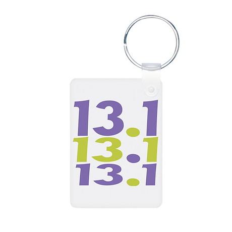 13.1 Aluminum Keychain