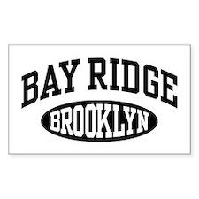 Bay Ridge Brooklyn Decal