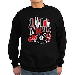 Numbers Sweatshirt
