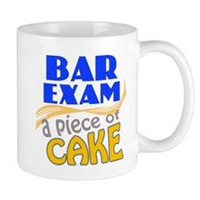 Bar Exam - Piece of Cake Mug