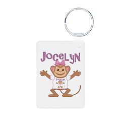 Little Monkey Jocelyn Keychains
