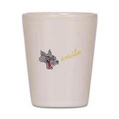Arecibo Shot Glass