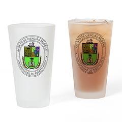 Recinto de Ciencias Médicas Drinking Glass