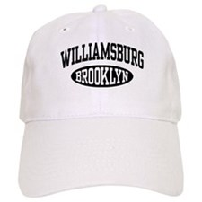 Williamsburg Brooklyn Baseball Cap