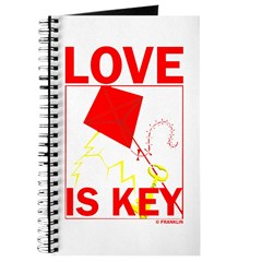 LOVE IS KEY Journal