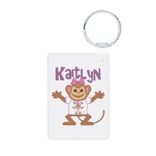 Little Monkey Kaitlyn Keychains