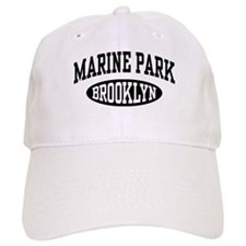 Marine Park Brooklyn Baseball Cap