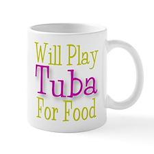 Will Play Tuba Mug
