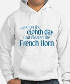 French Horn Creation Hoodie