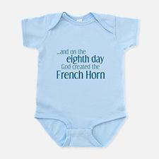 French Horn Creation Infant Bodysuit