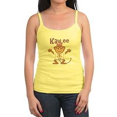 Little Monkey Kaylee Jr. Spaghetti Tank
