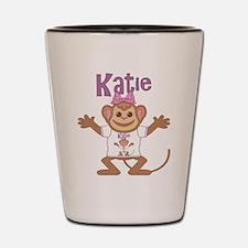 Little Monkey Katie Shot Glass