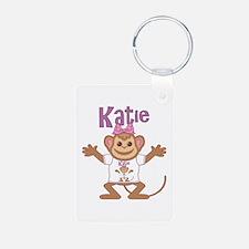 Little Monkey Katie Keychains