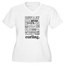 Curling Gift T-Shirt