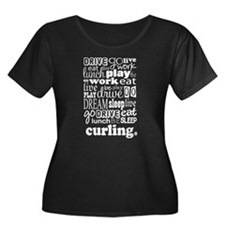 Curling Gift T