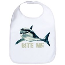 Bite Me Shark Bib