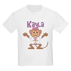 Little Monkey Kayla T-Shirt