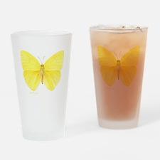 yellow! Drinking Glass