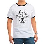 Raise The Jolly Roger Ringer T