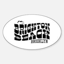 Brighton Beach Brooklyn Decal