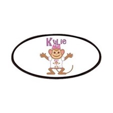 Little Monkey Kylie Patches